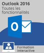 Formation Outlook 2016 - Toutes les fonctionnalités d'Excel à votre portée,