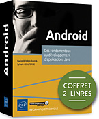 Android, livre android, nougat, androïd, sdk android, jse, jee, tablette, smartphone, applications, appli, google, java, fragment, eclipse, appwidget, widget, mobilité, in-app, lvl, nfc, kitkat, volley, android studio, LNRIEI7AND