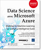 Data Science avec Microsoft Azure, Data science, Azure, ML, Cortana Intelligence Suite, Big Data, Data Scientist, Azure Machine Learning Studio, algorithme, LNEPDSAZ