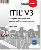 ITIL® V3, livre itil, iso, iso 20000, cycle de vie, process, processus, itill