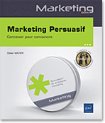 Marketing Persuasif, Design, persuasive, Dark patterns, leviers marketing, Acquisition Omni canal, Conversion, Up-selling, Cross-selling, relation client, Couponing, drive to store, parcours utilisateur