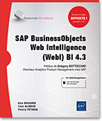 SAP BusinessObjects Web Intelligence (WebI) BI 4.3