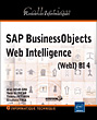 SAP BusinessObjects Web Intelligence (WebI) BI 4 -
