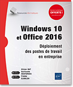 Windows 10 et Office 2016, microsoft, wds, wsus, sccm, office 2016, mdt, oct, wadk, deployment