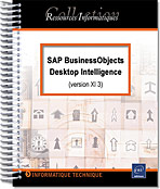 SAP BusinessObjects - Desktop Intelligence (version XI 3)