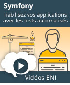video développement - test - PHP - framework - tests unitaires - TDD - test driven development - tests fonctionnels - videos - vidéos - vidéo - tuto - tutos - tutorial - tutoriel - tutoriels