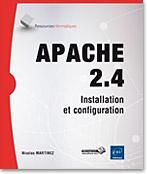 Apache 2.4, livre apache, serveur web, lamp, PHP-FPM, Reverse proxy, load balancer