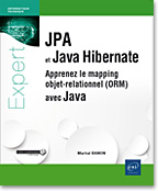 JPA et Java Hibernate, livre java, netbeans, eclipse