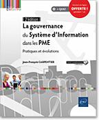 La gouvernance du Système d'Information dans les PME, livre gouvernance, SI, green IT, ITIL, COBIT, CMMI, TCO, ABC, budget