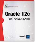 Oracle 12c, livre oracle, base de données, sgbd, sgbdr, apex, sql developper, ts0048