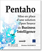Pentaho, BI, EDL, PDS, datawarehouse, informatique décisionnelle, jpivot, mdx