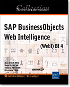 SAP BusinessObjects Web Intelligence (WebI) BI 4, webi, SAP BI 4 Webi, bi 4, bi4, bo, BUSINESS OBJECTS