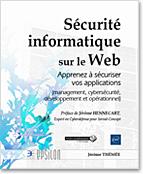 Sécurité informatique sur le Web, devops, pentest, pentester