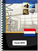Excel 2016, Kernbegrippen :Microsoft, rekenblad, classeur, rekenblad, formule, grafiek, kruisgrafiek, audit -scenario, oplosser, lijst, statistiek