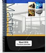 Word 2016, Microsoft, plan, table des matières, document maître, mailing, publipostage, suivi des modifications, Word2016, Word16, co-édition