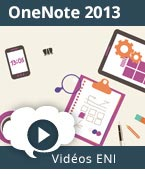 OneNote 2013, Office, Windows, Word2013, Excel2013, Outlook2013, Office 2013, Office2013, Microsoft, perfectionnement, video